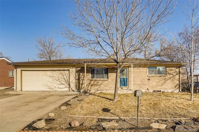 11922 Gaylord Way, Northglenn, CO 80233 (#9093403) :: The Dixon Group