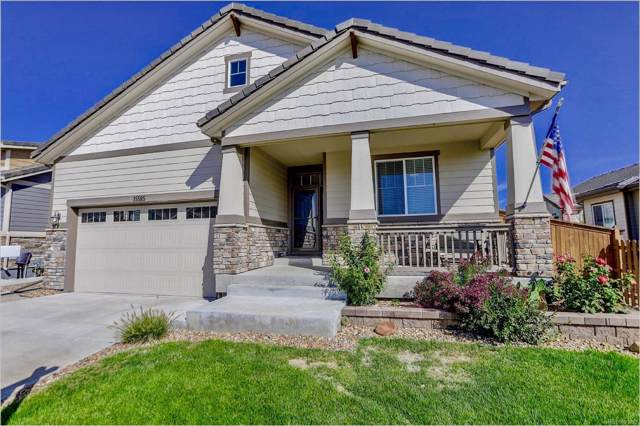 15585 E 115th Avenue, Commerce City, CO 80022 (#9093556) :: Mile High Luxury Real Estate