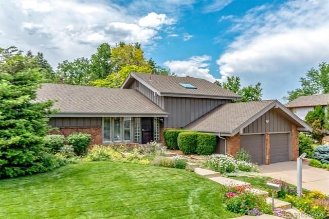 5721 S Hanover Way, Greenwood Village, CO 80111 (#9093577) :: Compass Colorado Realty