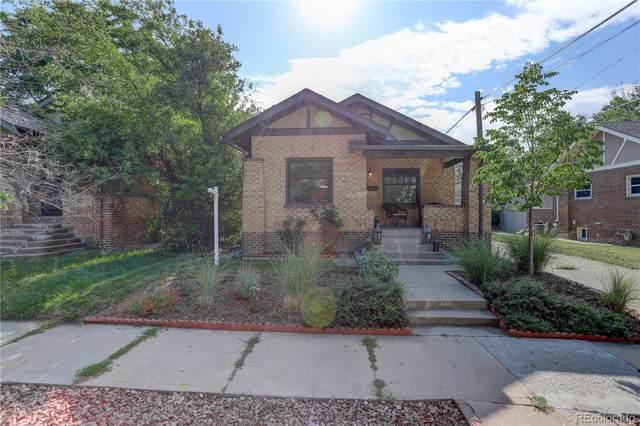 1666 Clermont Street, Denver, CO 80220 (#9093710) :: Wisdom Real Estate