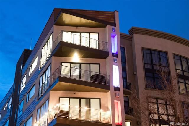 1737 Central Street #501, Denver, CO 80211 (#9093975) :: Berkshire Hathaway Elevated Living Real Estate