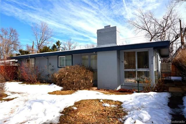 2540 S Osceola Street, Denver, CO 80219 (#9094165) :: Colorado Home Finder Realty