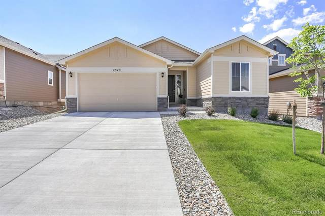 2573 Lake Of The Rockies Drive, Monument, CO 80132 (#9094582) :: Bring Home Denver with Keller Williams Downtown Realty LLC