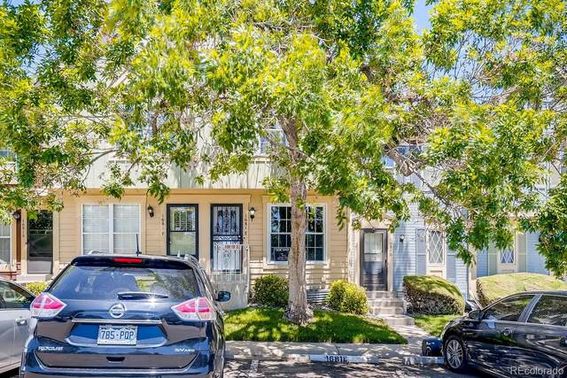 1681 S Idalia Circle E, Aurora, CO 80017 (#9094638) :: Kimberly Austin Properties