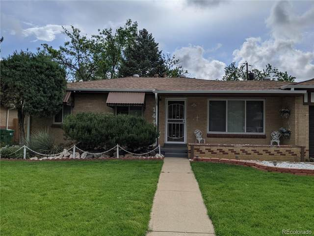 1440 S Eaton Court, Lakewood, CO 80232 (#9094744) :: Bring Home Denver with Keller Williams Downtown Realty LLC