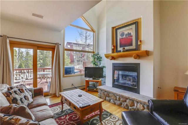 101 Tall Pines Drive #10, Breckenridge, CO 80424 (MLS #9094951) :: 8z Real Estate