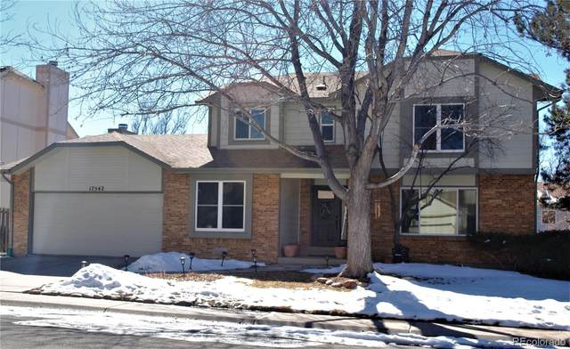 17542 E Wesley Place, Aurora, CO 80013 (#9095040) :: The Dixon Group