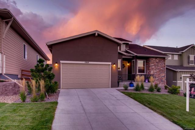 17619 W 94th Drive, Arvada, CO 80007 (#9095109) :: The Peak Properties Group