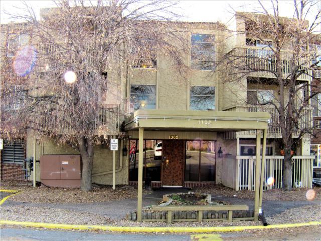 1302 S Parker Road #321, Denver, CO 80231 (#9095471) :: The Peak Properties Group