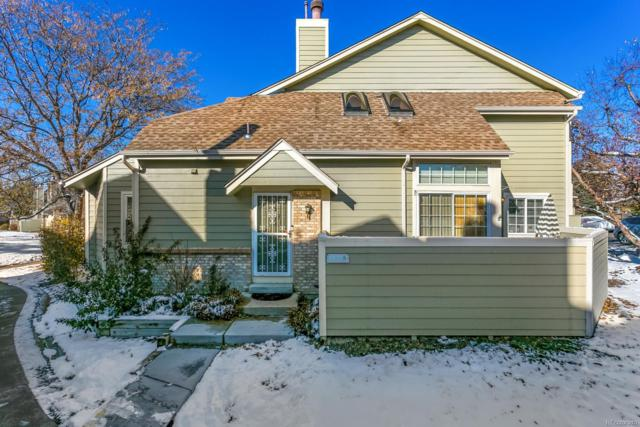 7373 E Iowa Avenue #1066, Denver, CO 80231 (#9095531) :: Wisdom Real Estate