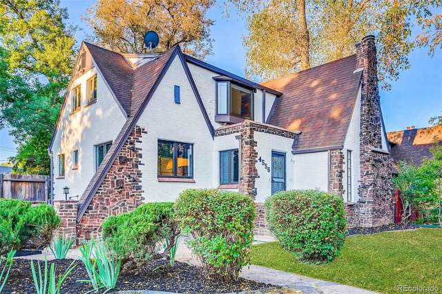 4556 E 17th Avenue Parkway, Denver, CO 80220 (#9095715) :: Briggs American Properties