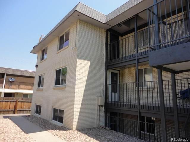 1723 Robb Street #34, Lakewood, CO 80215 (#9096108) :: Compass Colorado Realty