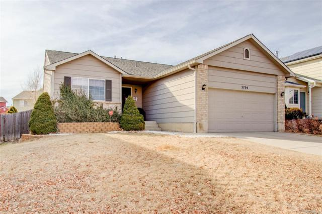 5704 Mesa Mountain Way, Colorado Springs, CO 80923 (#9096293) :: The Peak Properties Group