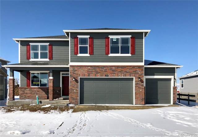 1319 Vantage Parkway, Berthoud, CO 80513 (MLS #9096325) :: 8z Real Estate