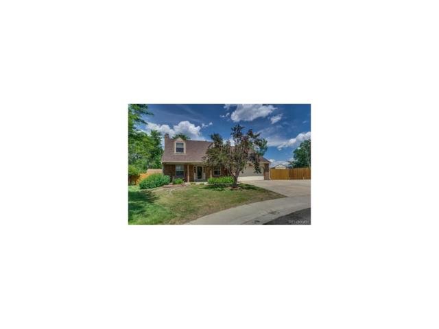 9709 W Fairview Avenue, Littleton, CO 80127 (MLS #9096445) :: 8z Real Estate