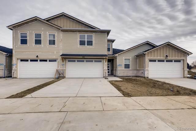 689 Stonebridge Drive, Longmont, CO 80503 (MLS #9096599) :: 8z Real Estate
