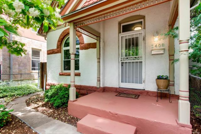 2408 Tremont Place, Denver, CO 80205 (#9097127) :: Sellstate Realty Pros