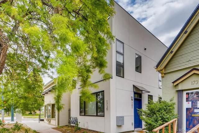 1736 E 17th Avenue #101, Denver, CO 80218 (#9097316) :: HomeSmart Realty Group