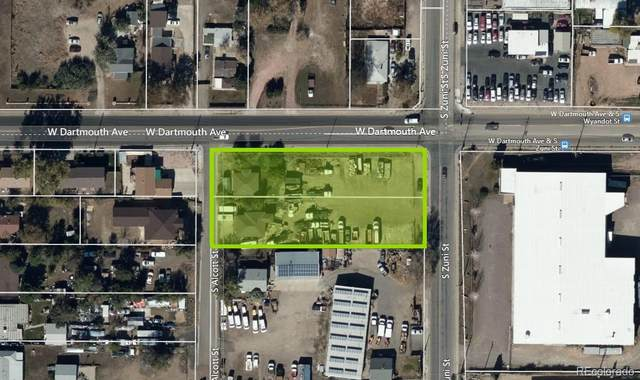 2550 W Dartmouth Avenue, Englewood, CO 80110 (#9097333) :: You 1st Realty