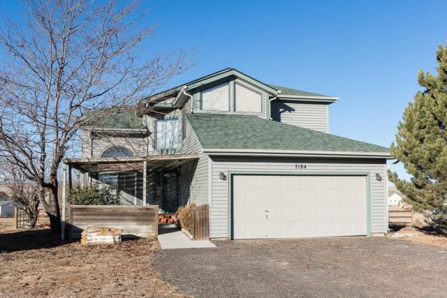 7184 Sun Country Drive, Elizabeth, CO 80107 (MLS #9097391) :: 8z Real Estate