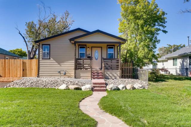 609 Tennyson Street, Denver, CO 80204 (#9097449) :: House Hunters Colorado