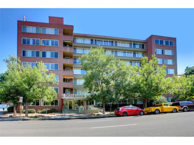 1196 N Grant Street #204, Denver, CO 80203 (#9097509) :: The Healey Group
