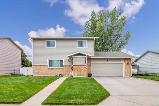 4526 W 1st Street, Greeley, CO 80634 (#9097549) :: The Healey Group