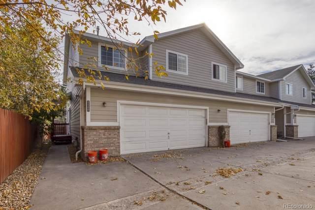 4420 Jay Street D, Wheat Ridge, CO 80033 (MLS #9097721) :: 8z Real Estate