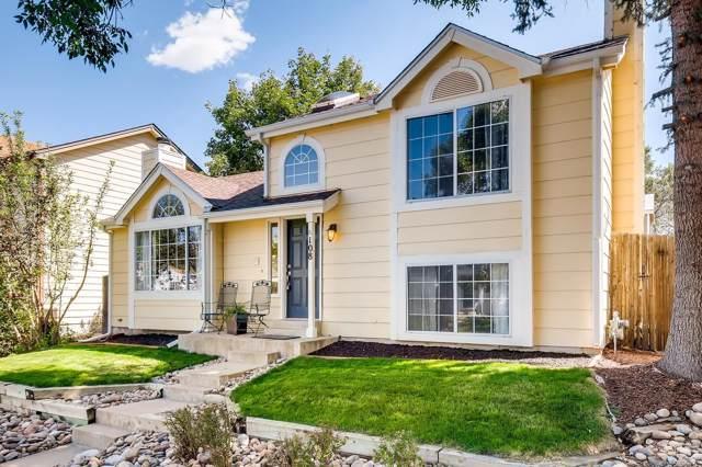 108 Quicksilver Avenue, Castle Rock, CO 80104 (#9097853) :: HergGroup Denver