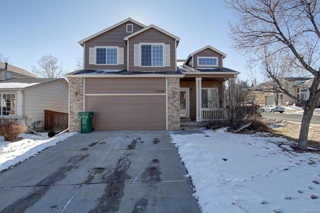2588 Foothills Canyon Court, Highlands Ranch, CO 80129 (#9098235) :: The HomeSmiths Team - Keller Williams