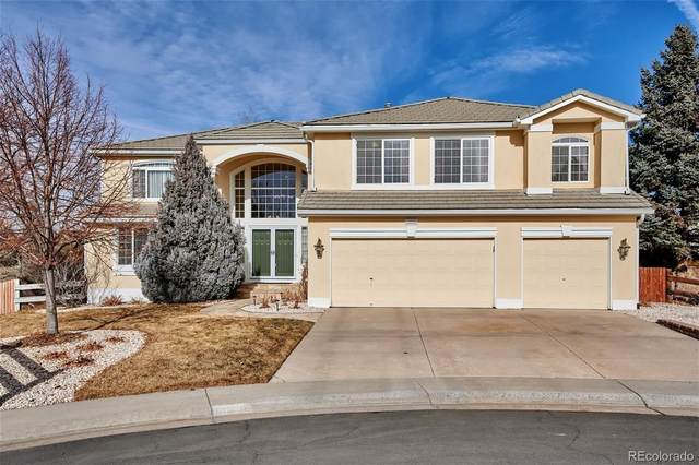 10376 Crystal Peak Way, Highlands Ranch, CO 80129 (MLS #9098294) :: 8z Real Estate