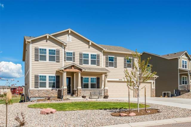 19724 Lindenmere Drive, Monument, CO 80132 (#9098444) :: Bring Home Denver with Keller Williams Downtown Realty LLC
