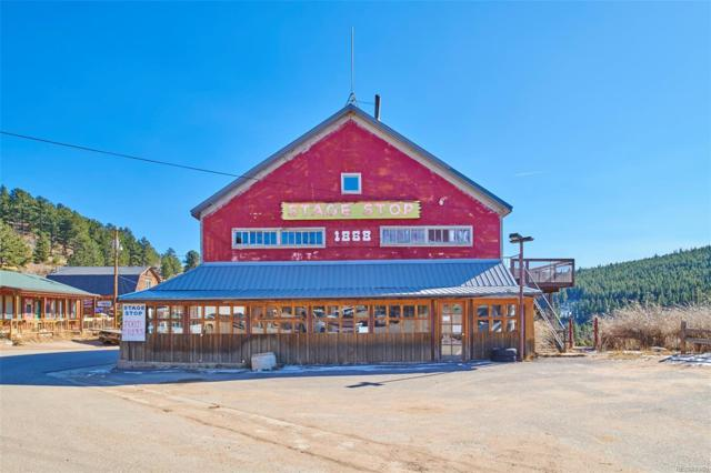 60 Main Street, Rollinsville, CO 80474 (#9098510) :: My Home Team