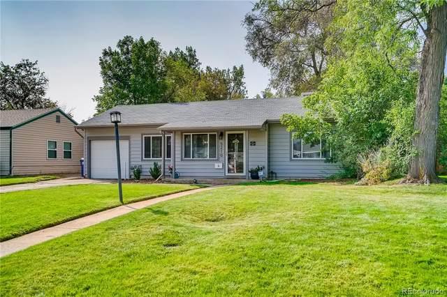 5210 E Dartmouth Avenue, Denver, CO 80222 (#9099013) :: Chateaux Realty Group