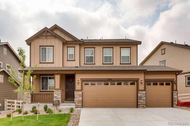 3236 Bittern Street, Castle Rock, CO 80104 (MLS #9099479) :: Kittle Real Estate