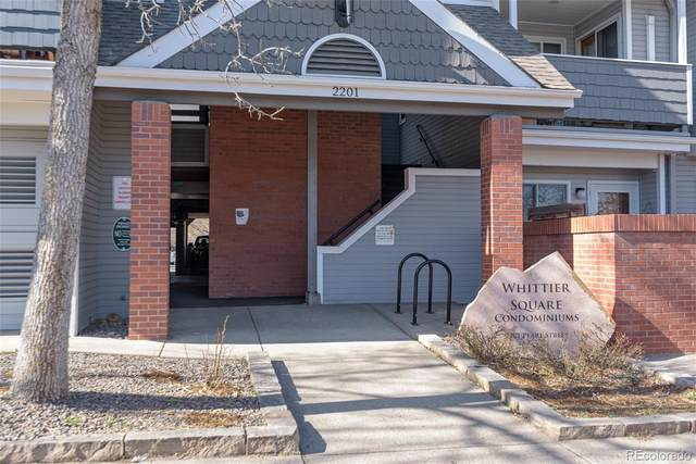 2201 Pearl Street #214, Boulder, CO 80302 (#9099593) :: Sultan Newman Group