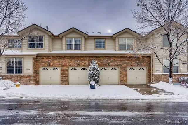 14332 E Napa Place 9D, Aurora, CO 80014 (#9099649) :: Peak Properties Group