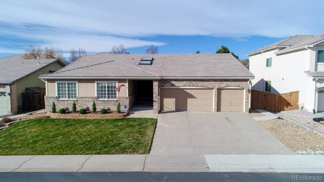 10025 Ridgefield Lane, Highlands Ranch, CO 80126 (MLS #9100147) :: 8z Real Estate