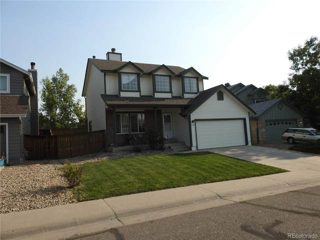 1126 Brittany Way, Highlands Ranch, CO 80126 (MLS #9100190) :: 8z Real Estate
