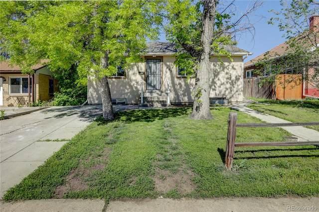 803 S Eliot St Street, Denver, CO 80219 (#9100398) :: Bring Home Denver with Keller Williams Downtown Realty LLC