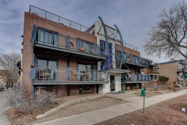 1045 Clarkson Street #203, Denver, CO 80218 (#9100626) :: The HomeSmiths Team - Keller Williams
