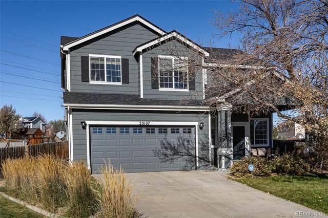 20107 E Kenyon Place, Aurora, CO 80013 (#9100629) :: Venterra Real Estate LLC