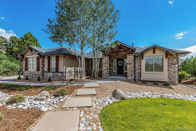 8646 Windhaven Drive, Parker, CO 80134 (MLS #9100723) :: Keller Williams Realty