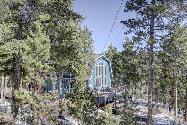 11532 Hannah Drive, Conifer, CO 80433 (#9101499) :: Berkshire Hathaway HomeServices Innovative Real Estate
