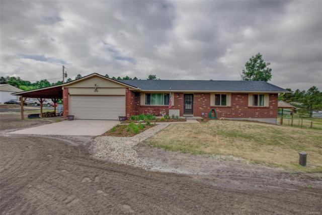 372 Stagecoach Trail, Elizabeth, CO 80107 (#9101978) :: HomeSmart Realty Group