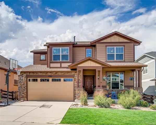 17481 W 83rd Place, Arvada, CO 80007 (MLS #9102295) :: 8z Real Estate
