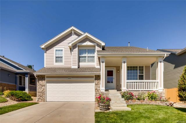 4163 S Quatar Street, Aurora, CO 80018 (#9102335) :: James Crocker Team