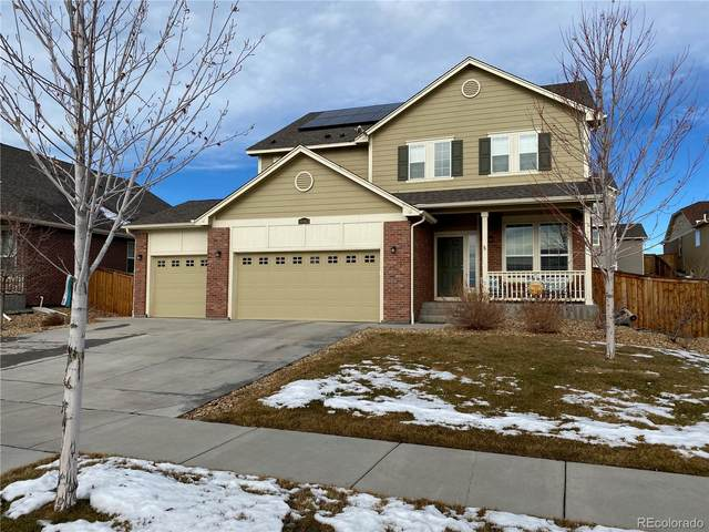 20963 E Doane Place, Aurora, CO 80013 (#9102628) :: iHomes Colorado