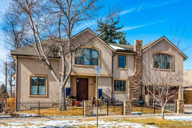 2393 S Josephine Street, Denver, CO 80210 (#9103010) :: Structure CO Group