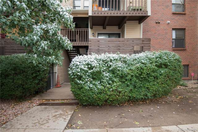 15390 E Arizona Avenue #102, Aurora, CO 80017 (MLS #9103066) :: 8z Real Estate